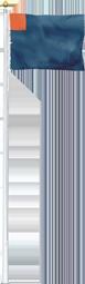 Konische kompositmaste -standard