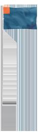 Zusammensteckbarer Mast_standard